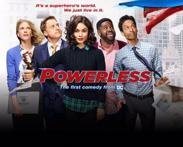 NBC's Powerless, Should You Bother?