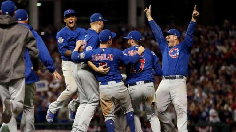 Cubs Celebration 2