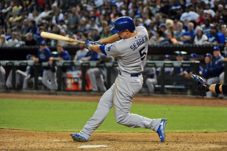 Dodgers Seager