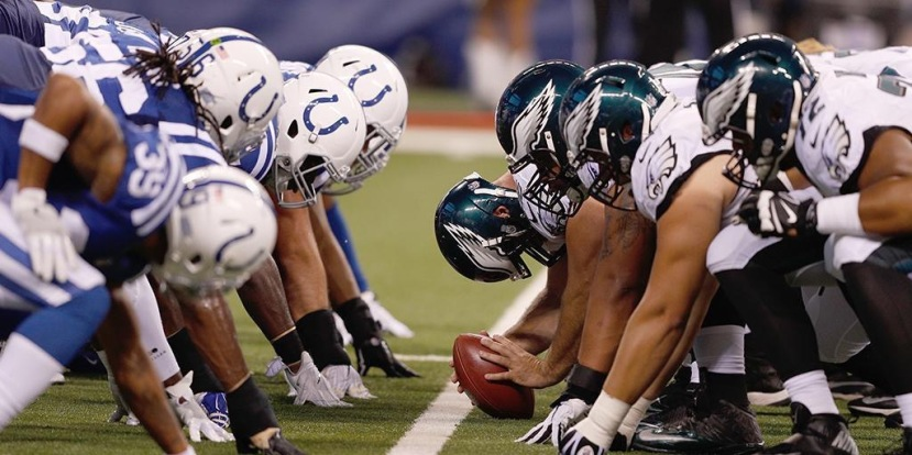 The Hopes and Dreams of Colts and Eagles Fans are Riding on a Coin FlipToday
