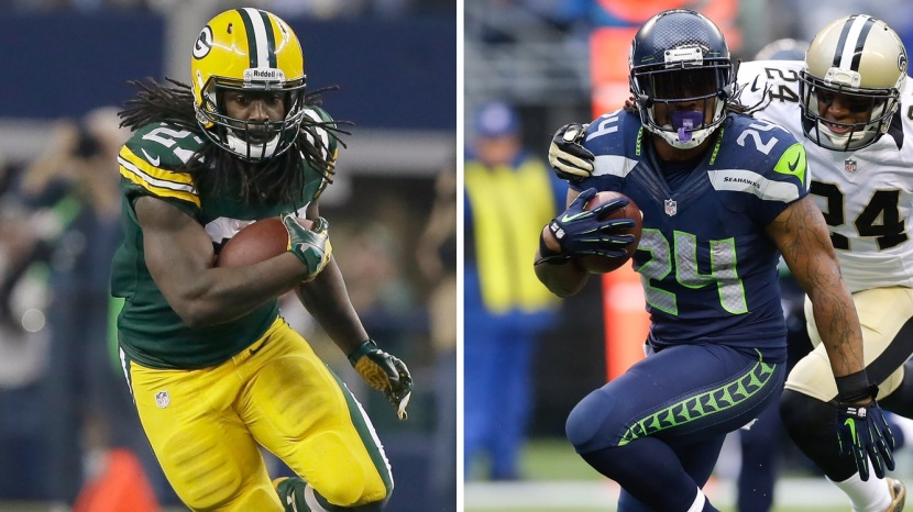 Eddie Lacy Could Be Beast Mode 2.0 in Seattle