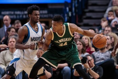 Bucks Extend Streak to Six with 102-95 Win over the Timberwolves