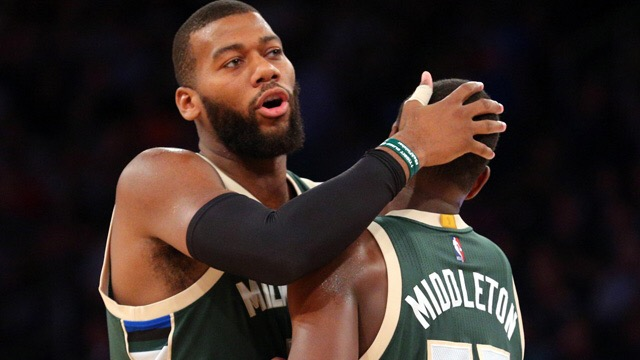 Bucks Not Intimated as they Roll into Boston and Beat the First Place Celtics103-100