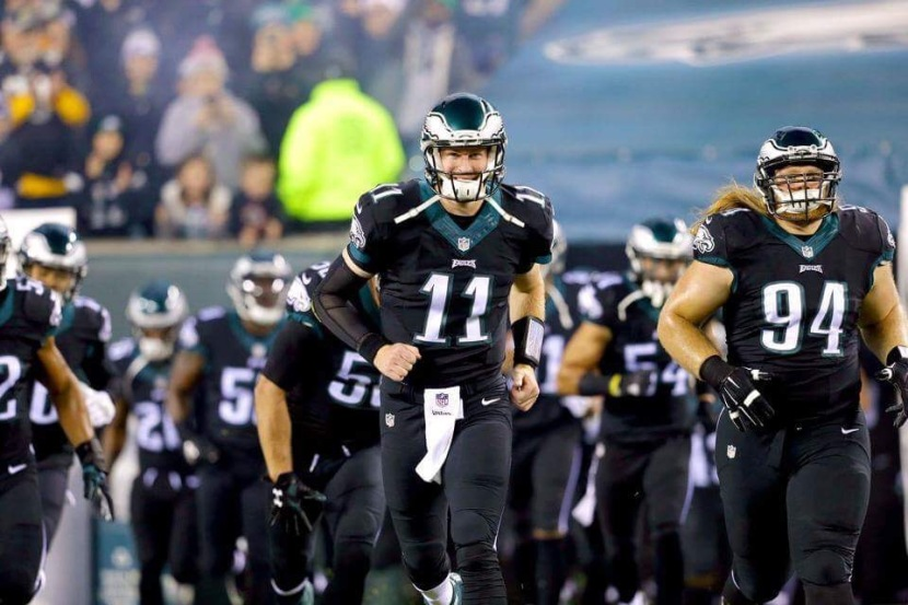 Don't Sleep on Carson Wentz and theEagles