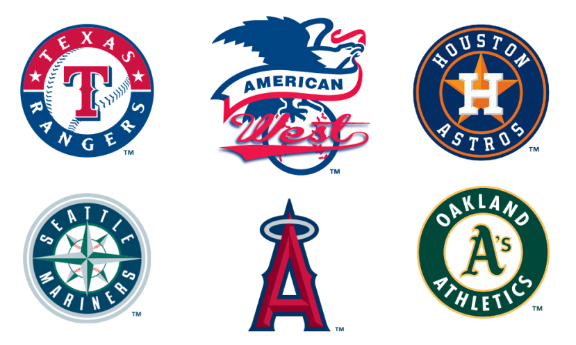 MLB Early Division Predictions: ALWest