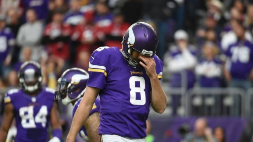 NO YEAR will ever legitimately be Sam Bradford's year for NFL MVP!