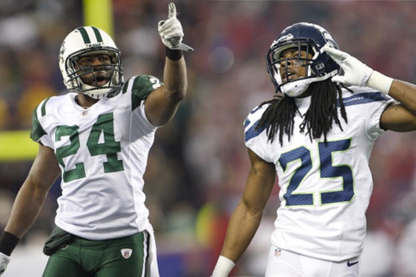 So…Richard Sherman is on the Trading Block and Darrelle Revis is a Free Agent