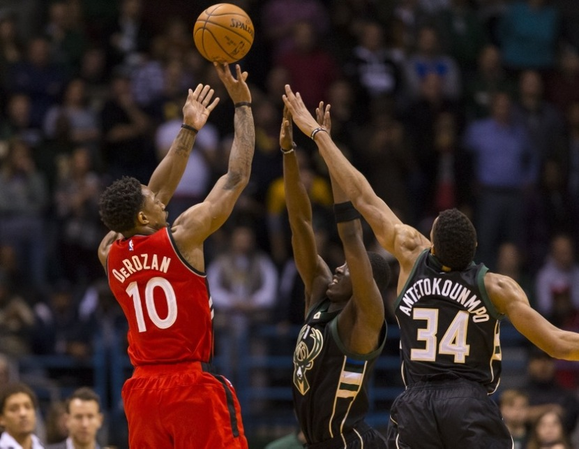 Bucks Lock up the Sixth Seed, Draw Raptors in the FirstRound.
