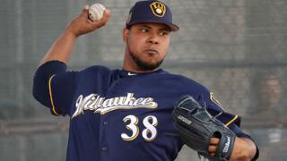 Wily Peralta Moves to 2-0 as the Brewers Hang on to Beat Toronto 4-3