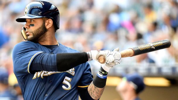 Brewers Use Offensive Explosion to Come Back and Crush Division Leading Cincinnati Reds 10-4 to Extend Winning Streak