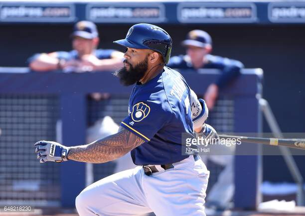 Brewers and Thames set Home Run Records, Beat the Cubs 6 – 3 atWrigley