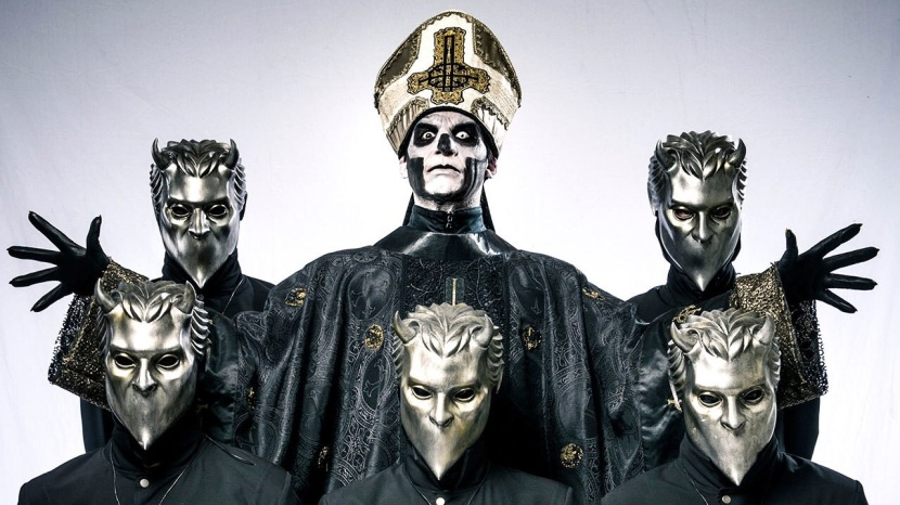 Ghost Prepared to Release a Follow Up Album to Meloria in2017