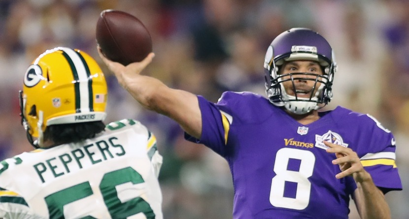 This Could Legitimately be the Year Sam Bradford Wins the NFL MVPAward