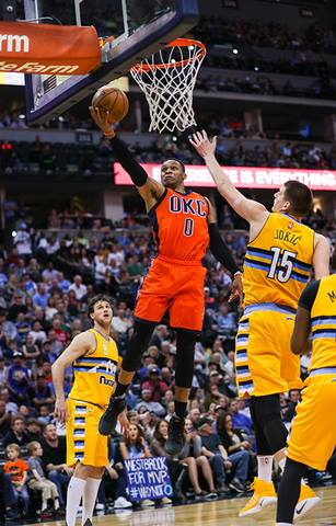 Russell Westbrook, the UnquestionableMVP