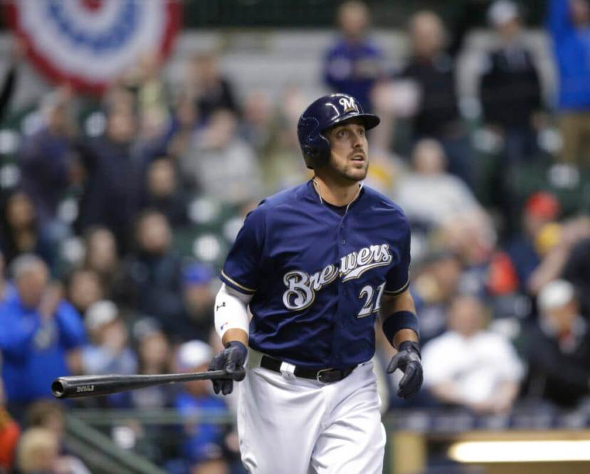 Brewer Slug Their Way 4-2 Past Reds; Take Series Behind Another Solid Effort by Wily Peralta