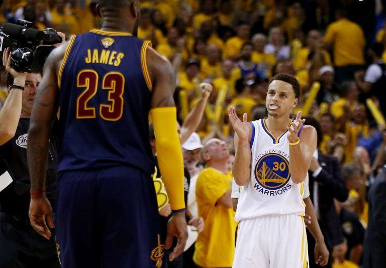 Warriors, Cavaliers Playoff Year Follows Familiar Patern