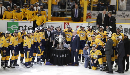Music City Dances with First Stanley Cup Appearance