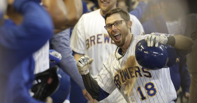 """""""Nerd Power"""" has a 4 Hit Night; Sparks Brewers to Seventh Win in NineGames"""