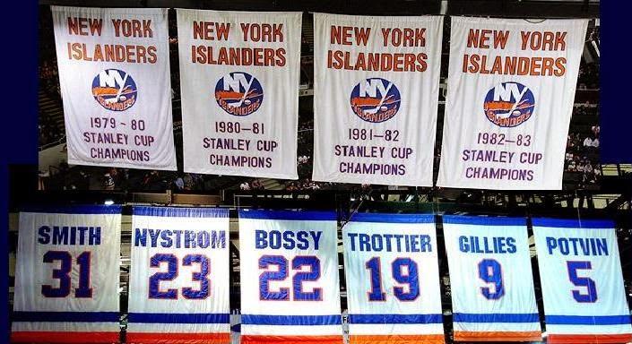 Islanders Greats