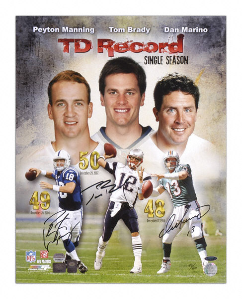 Dan Marino vs Tom Brady  the False Robotic God vs the LuckiestGOAT