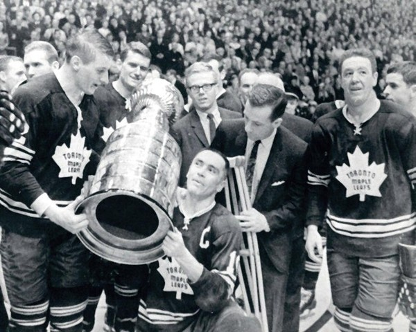 leafs stanley cup
