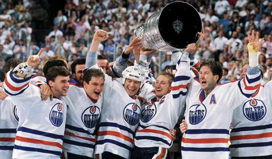 Stanley-Cup-1987-Edmonton-Oilers